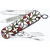 0.6203.840,Victorinox,Classic - Edelweiss