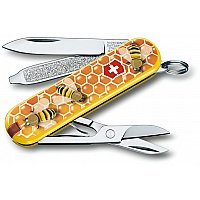 0.6223.L1702,Victorinox,Honey Bee