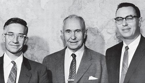 Zakladatel firmy Gerber - Joseph R. Gerber
