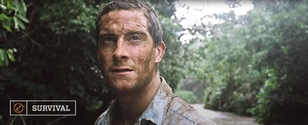 Beary Grylls - Survival
