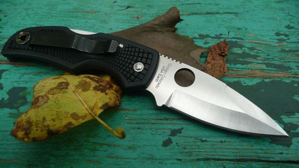 Spyderco nůž